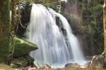 甲賀市 鶏鳴の滝