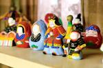 伝統のかたち 土のぬくもりとやさしさあふれる近江の郷土玩具。