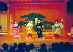 伝統のかたち 軽妙にしなやかに大津絵の世界がお座敷によみがえる。