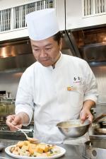 大津プリンスホテル 中国料理「李芳」料理長 山口恵司さん