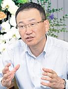 日本ポリスター株式会社 代表取締役社長 髙井 文彦 氏