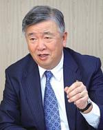 ダイニック株式会社 代表取締役社長 大石 義夫 氏