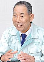 日本シーエムアイ株式会社 代表取締役会長 鈴木 藤雄 氏