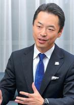西川産業株式会社 代表取締役社長 西川 八一行 氏