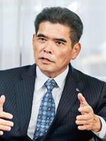 株式会社近畿理研代表取締役社長 川下 重彦 氏