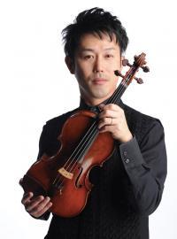 佐藤一紀(ヴァイオリン)