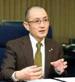 株式会社三笑堂 代表取締役会長 上田 勝康 氏