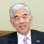 東レ株式会社 代表取締役社長 日覺 昭廣氏