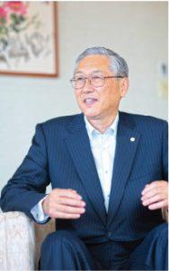 代表取締役社長 北村 嘉英 氏