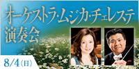 第11回 オーケストラ・ムジカ・チェレステ演奏会 滋賀県アートコラボレーション事業